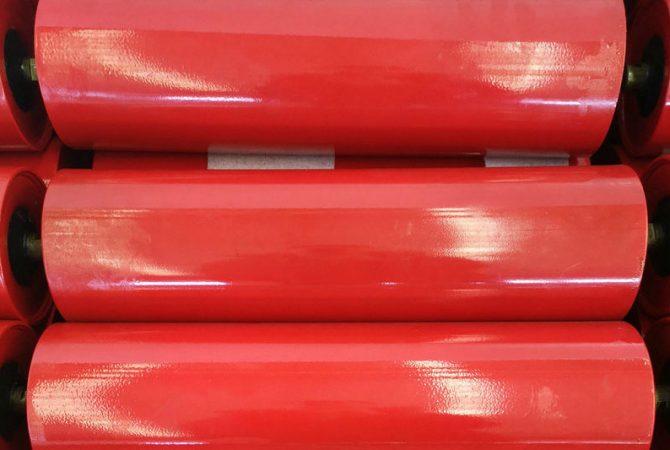 Conveyor Roller History