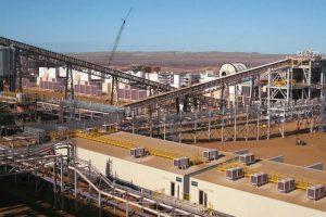 In-Plant Belt Conveyors