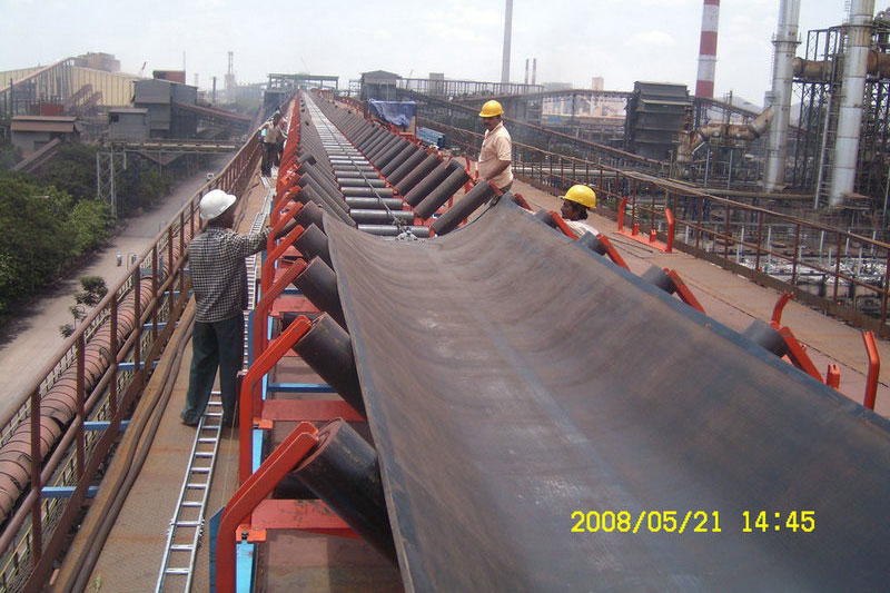 In-Plant Belt Conveyors