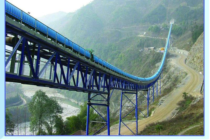 Long Distance Belt Conveyor