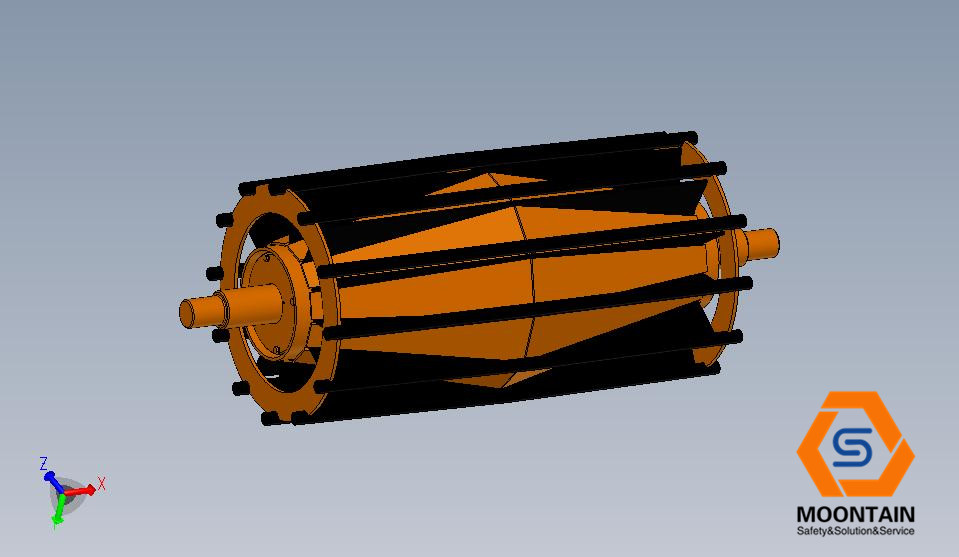 Wing Pulley