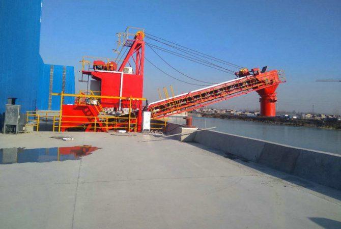 Port&Stockyard Industry
