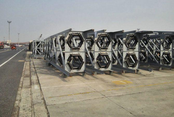 Pipe/Tubular Conveyor